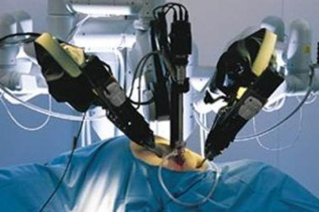 First Robotic Surgeon